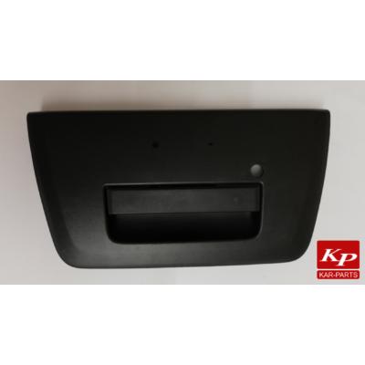 Nissan Navara D40 2005-2016 Platóajtó kilincs (fekete)